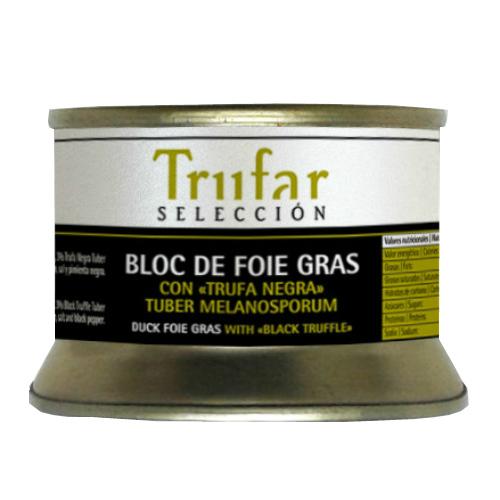 Bloc de foie con trufa negra Trufar